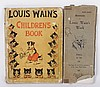 Two Books with Illustrations by Louis Wain