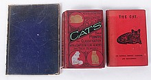 Three Non-Fiction Volumes Regarding Cats