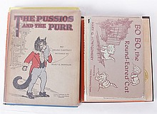 Ten 20th Century Fiction Books Regarding Cats