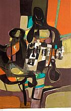 Echecs (Chess) by Marcel Mouly