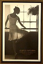 Exhibition Poster by Harvey Edwards