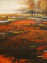 Fire of Fall by K. Adams