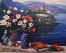 Mediterranean Still Life by John Zaccheo