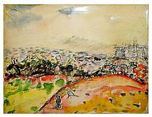 Jehudith Sobel (Polish/American, 1924-2012)