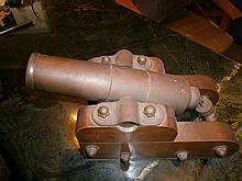 Bronze Salute Cannon
