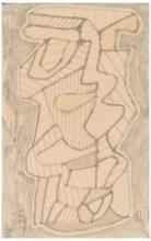 Jean Dubuffet (French, 1901-1985),