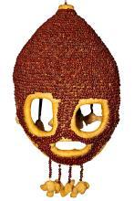 Beaded Tribal Mask