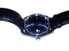 Omega Gentleman's Sport Calendar Chronometer Wristwatch