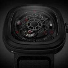 Convopiece Watches. Seven Friday P3 watch.
