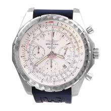 Gent's Sporty Designer Breitling for Bentley Motors Chronograph Automatic Ref. A25363 Watch