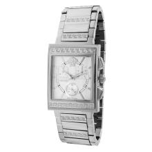 Gent's Celebrity Authentic Designer Versace Chronograph Stainless Steel Watch - #1374