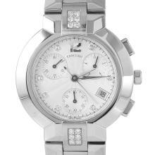 Gent's Genuine Authentic Designer Concord La Scala Diamond Watch - #332