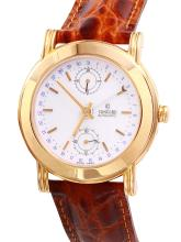 Concord Pointer Date Automatic Ref. 52B2210 18KT Pink Gold Mens Dress Wrist Watch - #1218