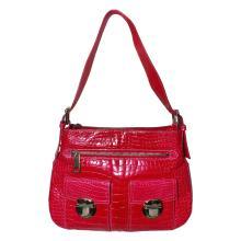 Genuine Authentic Designer Marc Jacobs Pink Leather Shoulder Bag - #194A