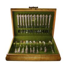 Family Heirloom Style!!! International Silver - Sterling Masterpiece Pattern - Service for 12 Silverware - #367