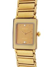 Ladies Vintage Style Authentic Designer Rado Stainless Steel Watch - #719
