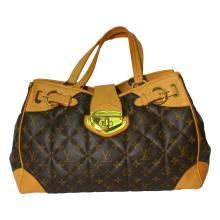 Famous Genuine Authentic Designer Louis Vuitton Monogram Canvas Etoile Shopper Bag - #400