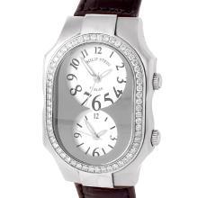Gent's Genuine Authentic Designer Philip Stein Teslar Diamond Stainless Steel Watch - #413