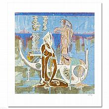 Rhyme of Sea LIMITED EDITION Serigraph (34
