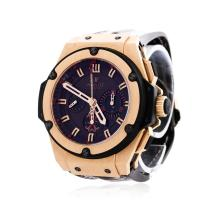 Hubolt 18KT Rose Gold King Power Arturo Fuente Wristwatch
