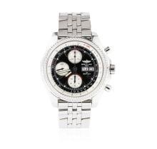 Gents Breitling Stainless Steel Bentley GT Wristwatch
