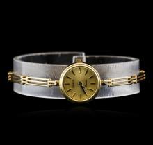 Ladies Geneve 14KT Yellow Gold Wristwatch