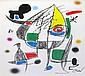 JUAN MIRO (Spanish, 1893-1983), 'Maravillas con