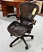 DESK CHAIR, Herman Miller, size B, adjustable with