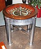 ROULETTE WHEEL, professionally weighted with a