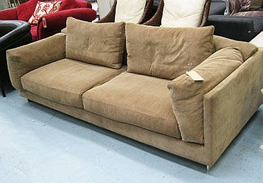 SOFA, large two seater, by BPA International,