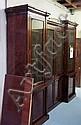 RALPH LAUREN CABINET, George IV style, mahogany,