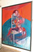 SABRINA ROWAN HAMILTON, 'Untitled Abstract', 1990,