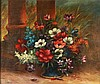O/C Floral Arrangement, George Henry Hall