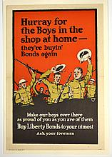 WWI Buy Liberty Bonds to Your Utmost, Porter