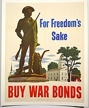WWII For Freedom's Sake, John Atherton, Small