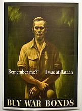 WWII Remember Me, I was At Bataan, Brook