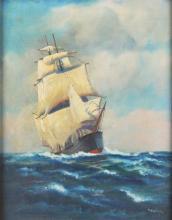 O/C Clipper Ship, T. Bailey