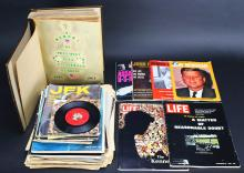 Magazines, Life and Death of JFK, Scrapbook