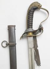 Sword, German WWI Officer's w/scabbard