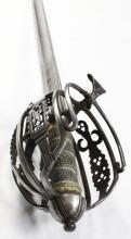 Sword, Thomas Gemmel, C. 1710. Scottish