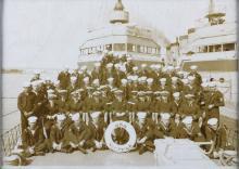 Photo, USS Whipple Crew, Louis Ashton Drexler Jr.