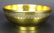 Brass, Bowl, Georgian, C. 1780