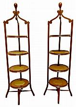 Pair of Cake Stands, H. Harrison, c. 1950
