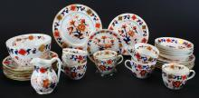 Staffordshire China Lot (26) Pieces