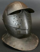 Burgonet Helmet, 19th Century