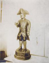 Photograph, Tobbacanist Figure