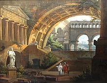 Acquerello cm 61 x 47,5. raffigurante