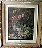 Antique framed print after Van Heysom
