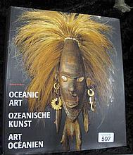 One volume Oceanic Art by Anthony J P Meyer