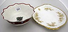 Villeroy & Boch porcelain Xmas bowl with Royal